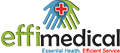 effimedical logo home